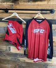 Load image into Gallery viewer, SFC INDUSTRIES 2020 COLLECTION MAROON BASE MX JERSEY