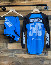 Load image into Gallery viewer, SFC INDUSTRIES 2020 COLLECTION CYAN BASE MX JERSEY