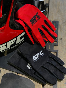 SFC INDUSTRIES 2020 RED MX GLOVES