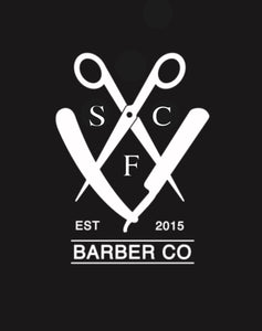 SFC BARBER CUT SLEEVE TEE