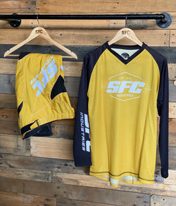 SFC INDUSTRIES 2020 COLLECTION MUSTARD BASE MX PANTS