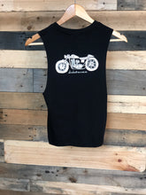 Load image into Gallery viewer, SFC KIDS CAFE RACER CUT SLEEVE TEE