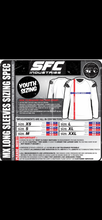 Load image into Gallery viewer, SFC/DMK WHITE-RED MX JERSEY
