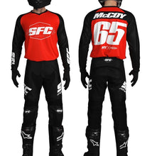 Load image into Gallery viewer, SFC INDUSTRIES 2020 COLLECTION RED MX JERSEY
