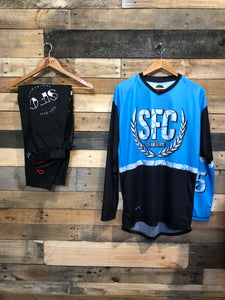 SFC INDUSTRIES LIMITED EDITION MX JERSEY
