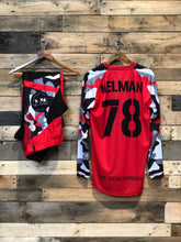 Load image into Gallery viewer, SFC INDUSTRIES RED CAMO MX JERSEY