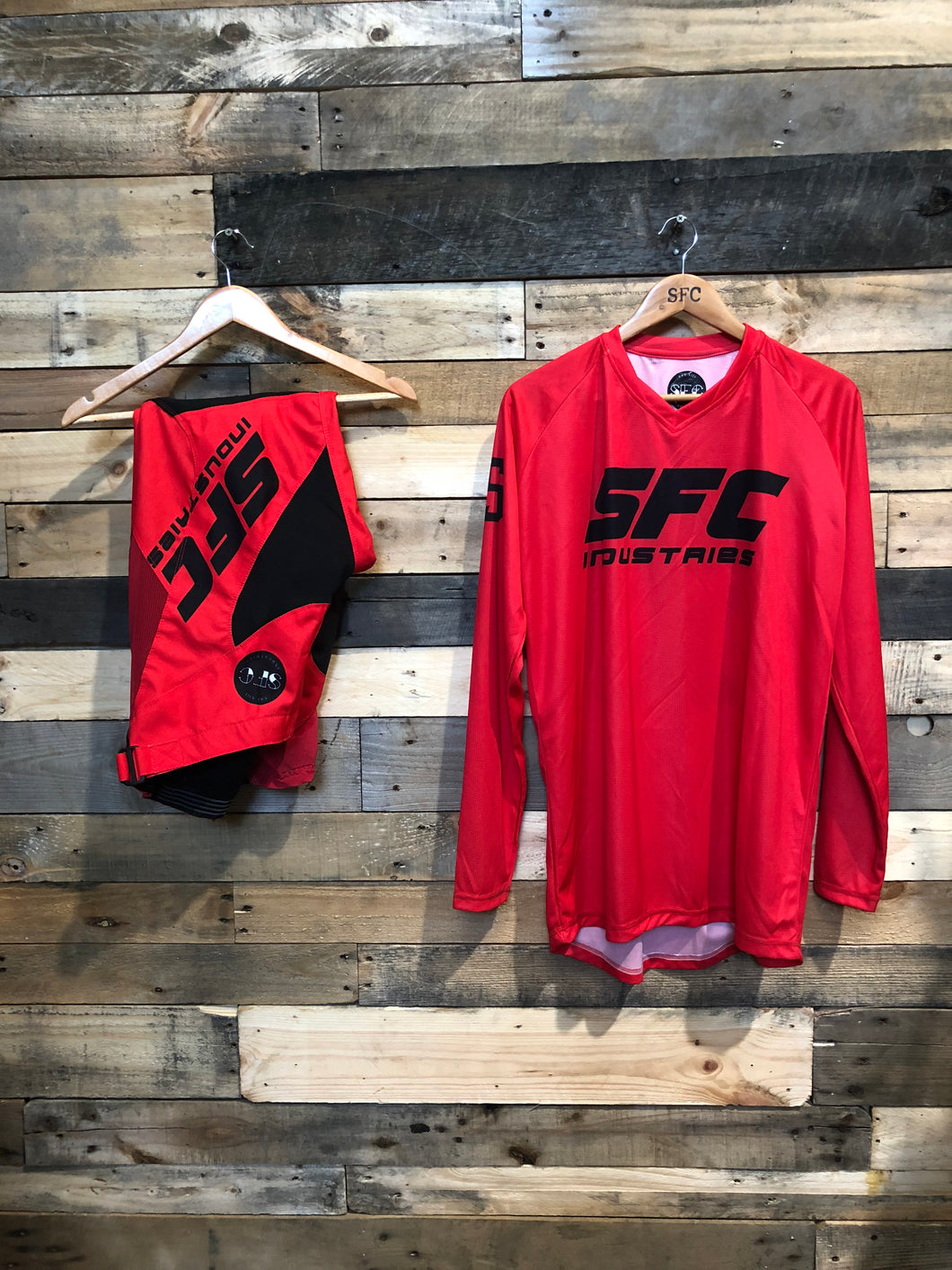 SFC INDUSTRIES RED ROSE MX JERSEY