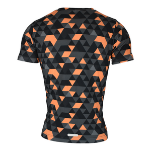 Playera Geo Black Caballero