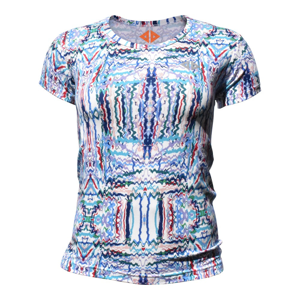 Playera Electric Dama