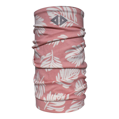 Cuello tubular Palm Pink
