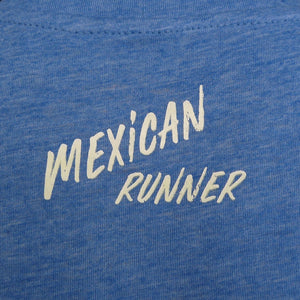 "playera ""Mexican Runner"" Corredor"