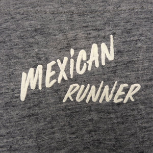 "playera ""Mexican Runner"" Calavera Oxford Caballero"