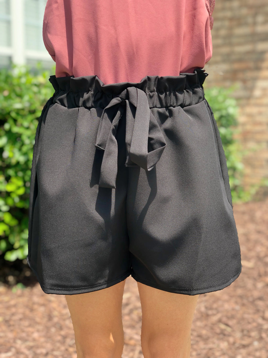 Stay True Woven Shorts