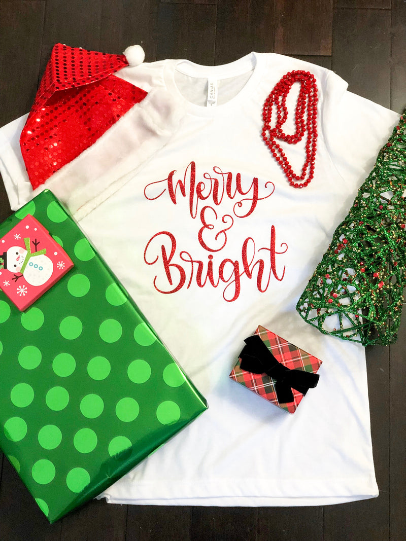 Merry and Bright - Emmy Lu & Auggie