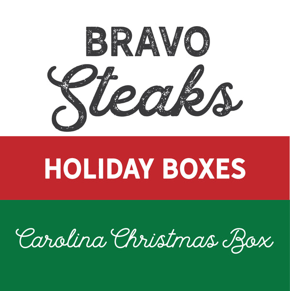 Carolina Christmas Box