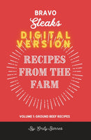 Digital Version of Vol. 1: GROUND BEEF RECIPES