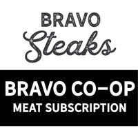 Bravo Co-Op Meat Subscription