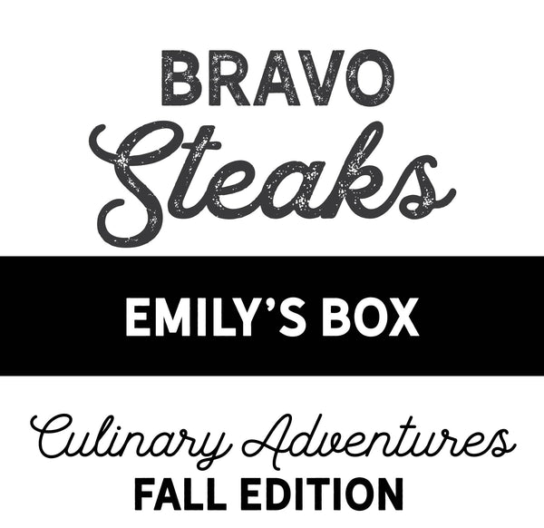 Emily's Box of Culinary Adventures - Fall Edition