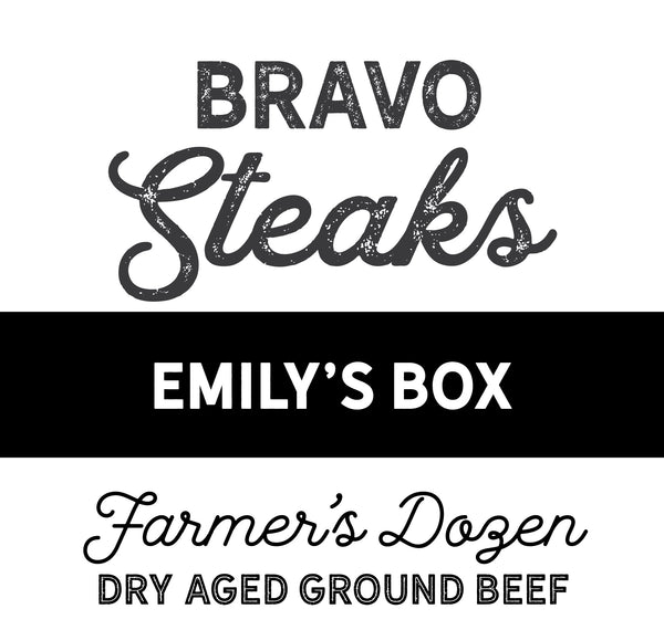 Farmer's Dozen Dry Aged Ground Beef