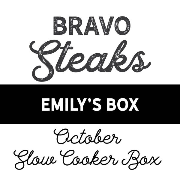 Emily's Box - October Slow Cooker Box