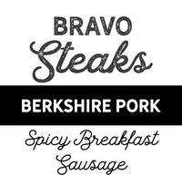 Spicy Pork Breakfast Sausage