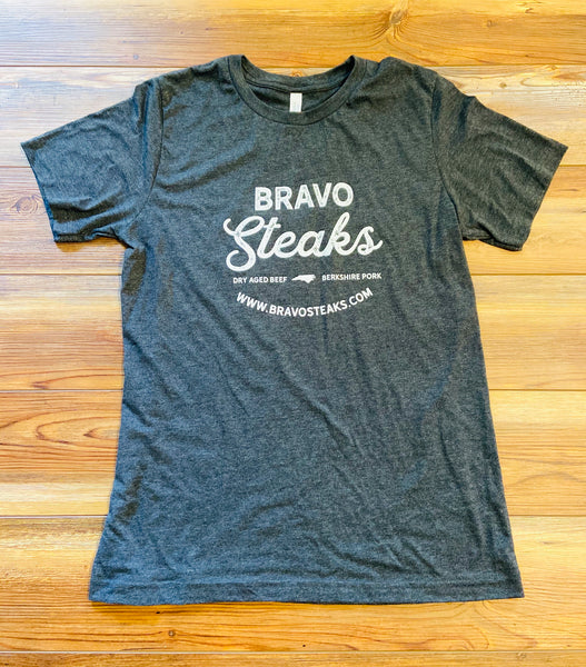 Bravo Steaks T-Shirt - LARGE