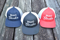 Bravo Steaks Hat - Low-Profile Trucker