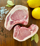 Bone-In Pork Chops - LARGE