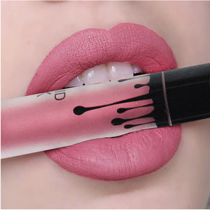 Matte Liquid Moisturizer Lip Gloss