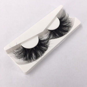 5 Pairs 25mm Lashes 3D Mink Lashes