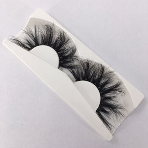 100% Mink Lashes 3D 25mm Lashes