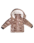 Winter Jacket - Rose Gold