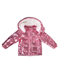 Winter Jacket - Electric Pink