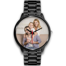 Load image into Gallery viewer, PERSONALIZED Black Watch
