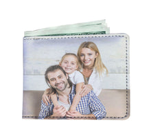 Load image into Gallery viewer, PERSONALIZED Men's Wallet