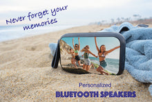 Load image into Gallery viewer, PERSONALIZED Bluetooth Speakers