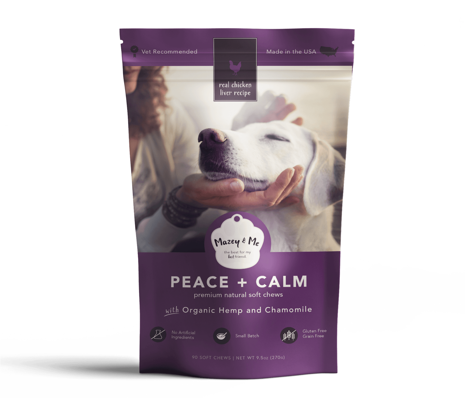 Peace + Calm Premium Natural Supplement