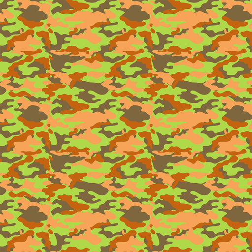 V2364 FUNKY  CAMOUFLAGE PRINT
