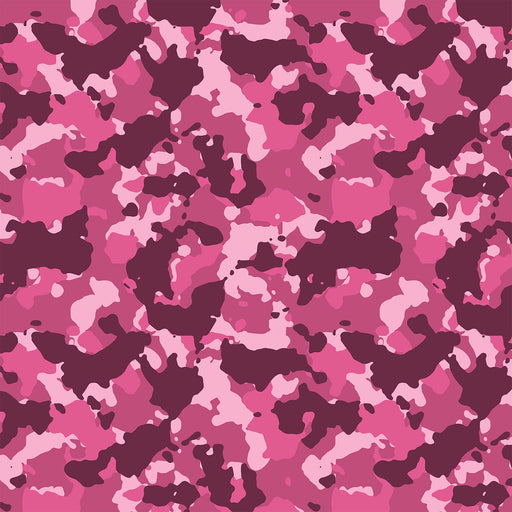 J335 PINK CAMOUFLAGE PRINT