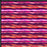 J233 GRUNGE PINK ORANGE PURPLE STRIPE PRINT