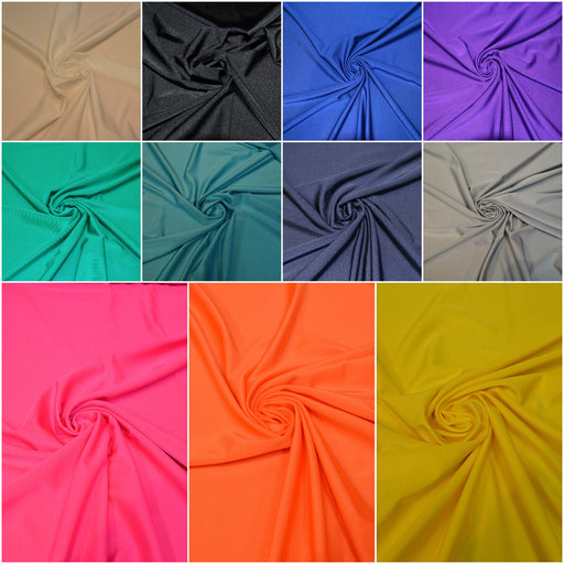 Nylon Plain Fabric