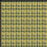 S214 YELLOW BLUE  GRUNGE CHECK PRINT