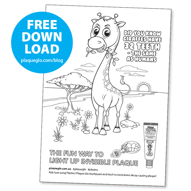 Start creating smiles with this fun FREE download!