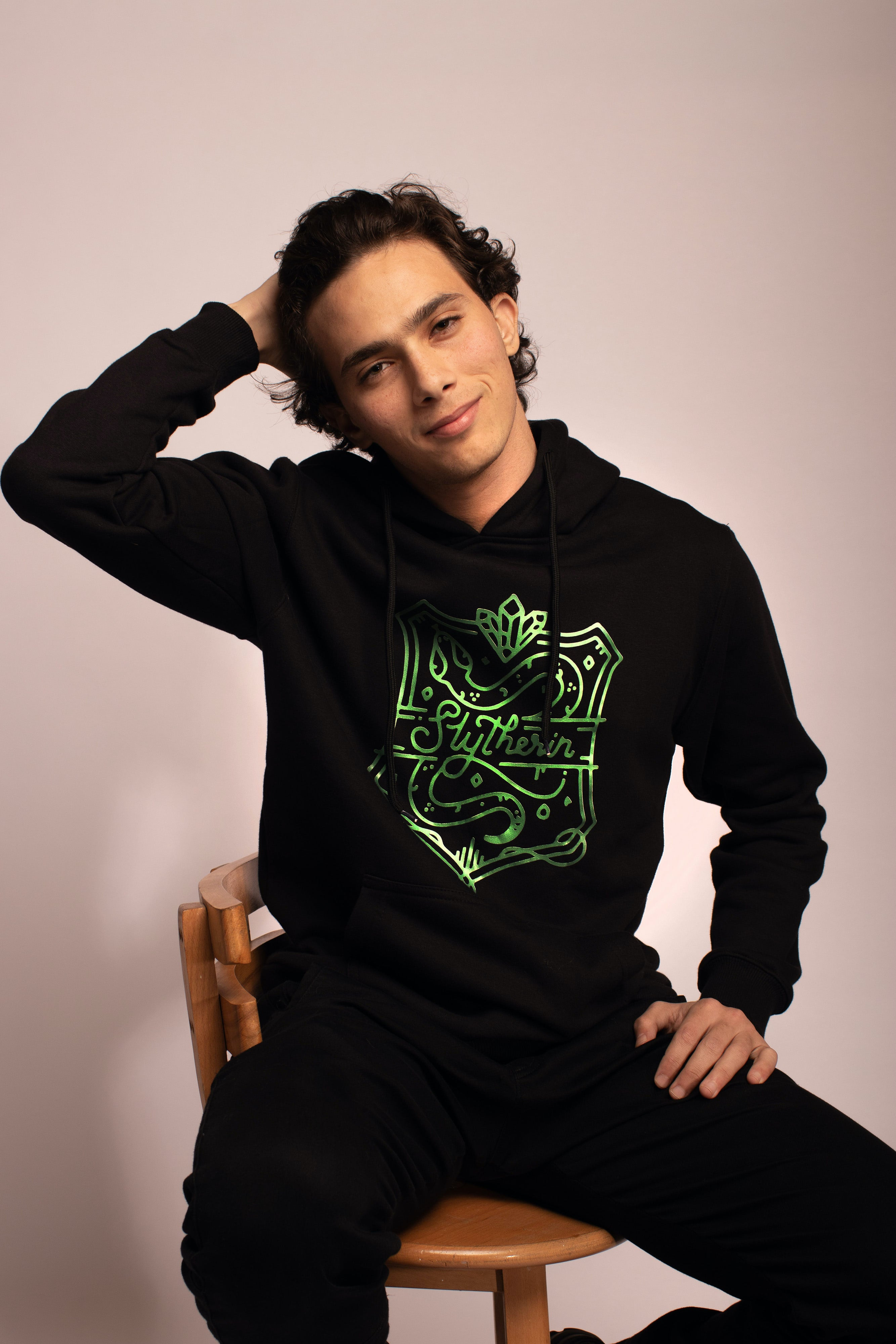 Slytherin Abstract Hoodie