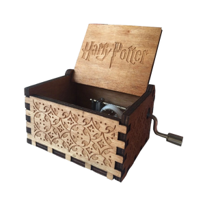 Hedwig's Theme Music Box