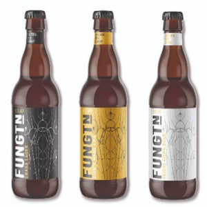 UK'S First 'Medicinal' Mushroom Beer Launches