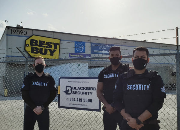 Warehouse Security