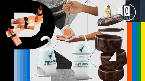 Fast Company 2021 Innovation by Design Awards Packaging Bossy Cosmetics