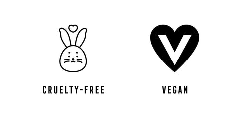 Vegan, Cruelty-Free, and made without parabens and sulphates