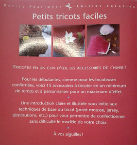 Petits tricots faciles